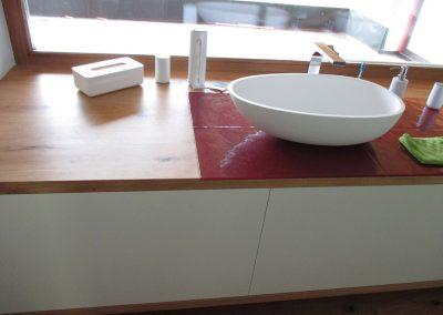 Bad Waschtisch Eiche - Glas 022_preview